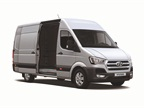 Hyundai Could Bring Commercial Van to U.S.