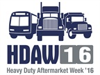 Details Emerging on Heavy Duty Aftermarket Week