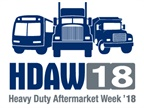 Heavy Duty Aftermarket Week January Dates Announced