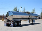 Heil Trailer Expands Stainless Steel Product Line