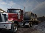 Navistar Reports First Quarterly Profit in 3 Years