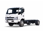 Hino Adds Class 4 Cabover to Lineup