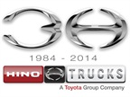 Hino Trucks Marks 30 Years in U.S.