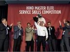 Texas Technician Wins Hino's Skills Competition