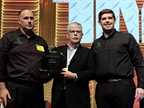 Hyliion HE Drive Axle Wins Technical Achievement Award