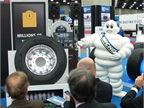 Michelin X One Hits Two Million Tire Milestone