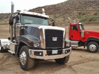 Cat to Split with Navistar, Build Own Vocational Trucks