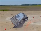 IMMI Shows Rollover Safety System in Crash Test