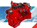 Cummins Starts Production of ISL G Natural Gas Engine