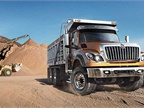International Truck Unveiled HV Series Mid-Range Diesel