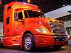 FlowBelow Aerodynamic Systems Optional on International Trucks, Strick Trailers