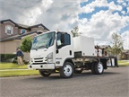 Isuzu Recalls N-Series Cabovers for Transmission Issue