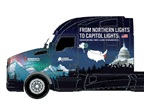Kenworth T680 to Haul the Capitol Christmas Tree