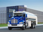 Kenworth Offers Heavier Front Axle for T370 Truck