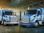 Peterbilt Adds LNG Versions of Model 579 and 567