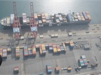 West Coast Ports Suspend Ship Loading and Unloading