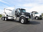 Mack to Develop Fleet Management Offerings for Concrete Mixer Fleets