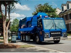 Mack to Debut Refuse Powertrains at WasteExpo