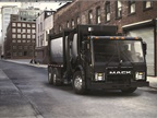 Mack Plans for Electric Refuse Truck in NYC by 2019