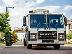 Latest Mack Updates Target Refuse Industry