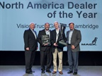 Mack Names Vision Truck Group Dealer of the Year