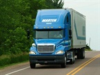 Marten Transport Profit Moves Slightly Higher