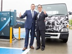 MitFuso Opens Truck Power Charging Station in Japan