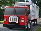 Peterbilt Unveils Model 520 for Refuse Fleets