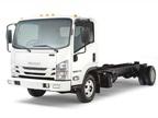 Isuzu Adds Class 3 NPR Diesel Cabover