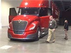 Navistar Inks Agreement to Develop Composite Materials for Class 8 Trucks