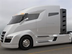 Nikola Chooses Hydrogen Fuel Cell to Power Emissions-Free Truck