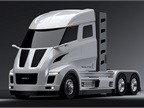 Nikola Developing Electric Truck Powertrain with Bosch