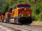 BNSF Promising Faster Intermodal on Northern Corridor