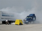 OnGuard Collision Mitigation Offered on Medium-Duty Trucks