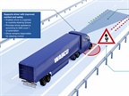 Wabco Launches OnLaneAssist Driver Assistance System