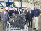 Paccar Makes 100,000th MX-13 Engine