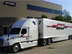 P.A.M. Transportation Records Record Earnings