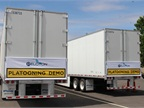Truck Platooning System Offers Fuel Savings Potential