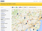 Penske Offers Online Alternative Fuel Station Finder
