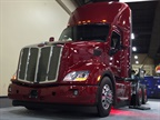 Peterbilt Adds Fuel-Efficient Day Cab