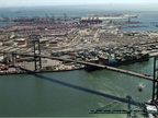 Cargo Container Volume Mixed at Ports of Los Angeles, Long Beach