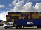 Intermodal Freight Slows Shift to East Coast
