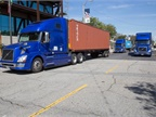 Port of LA Hosts Live Platooning Demonstration