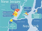 Congestion Causes 6 Mile Lines at NY/NJ Ports