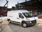 FCA Updates Ram Vans for 2018
