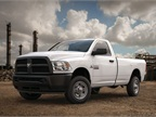 Ram 2500/3500 Trucks Increase Towing Capability