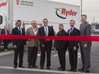 Ryder Opens NGV Maintenance Facility in Calif.