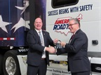 New America's Road Team Captains Honored at Volvo Trucks Event