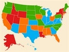 Survey Ranks the States with the Rudest Drivers