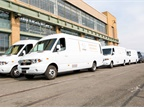 Ryder Taking Delivery of 125 Chanje Electric Vans